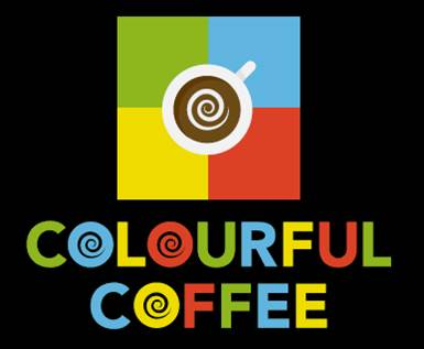 Colourful Coffee Logo